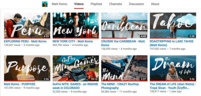Kỹ xảo giúp bạn thiết kế thumbnail thu hút người xem